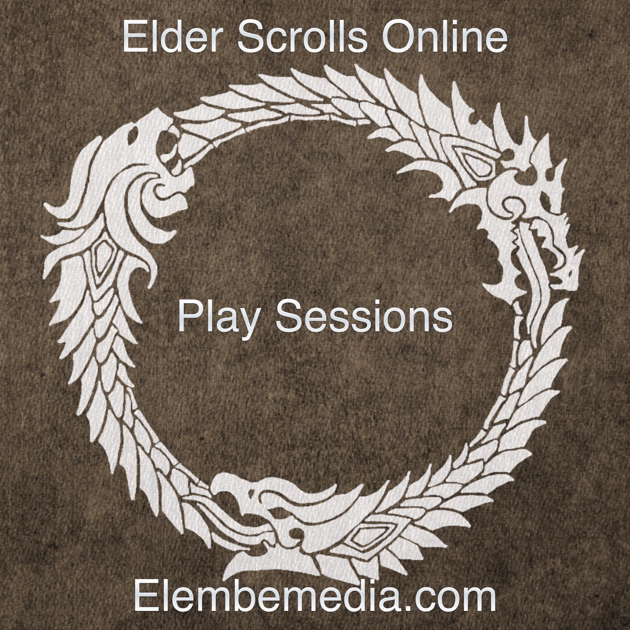 Elder Scrolls Online Play Sessions